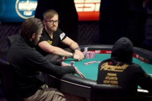 2014 WSOP ME Event champion Martin Jacobson walked away with $10m