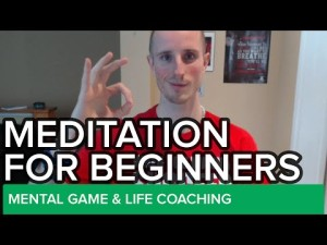 'Meditation for Beginners' advice from Evan Jarvis aka Gripsed